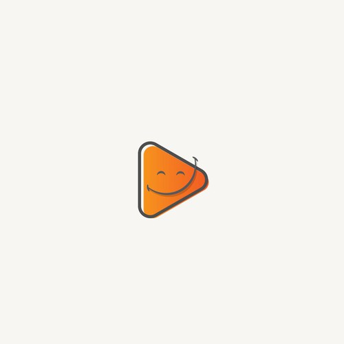logo design concept for emoticons production