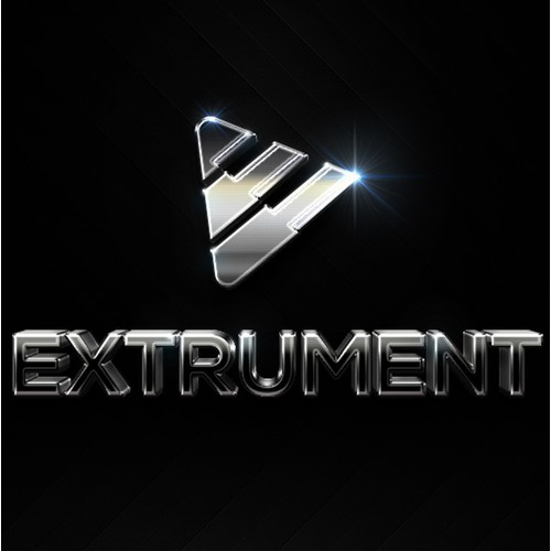 "Bold Logo for ""Extrument"""