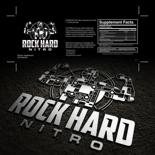 Rock Hard Nitro