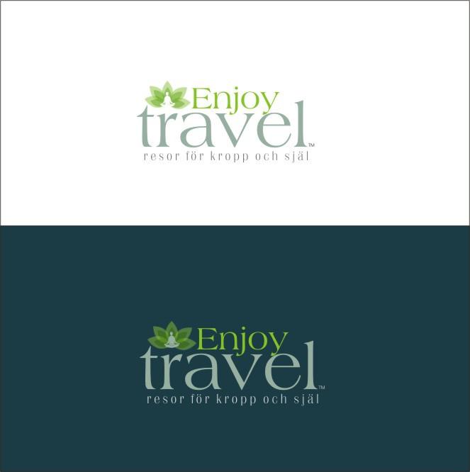 Create the next logo for Enjoy Travel