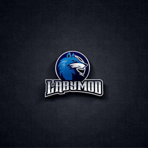 logo concept for labymood