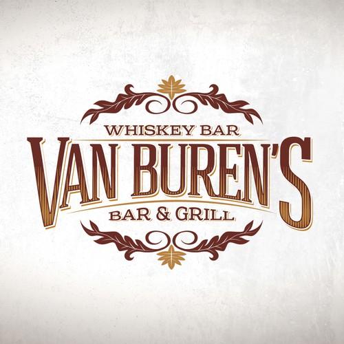 Whiskey Bar Logo