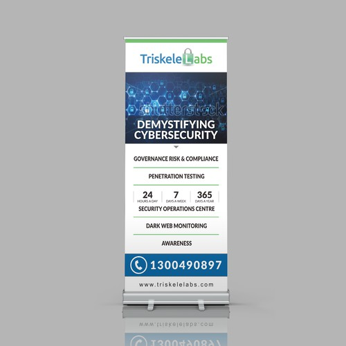 Triskele Labs Pop Up Banner