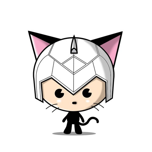 Mascot Design for Online Shop