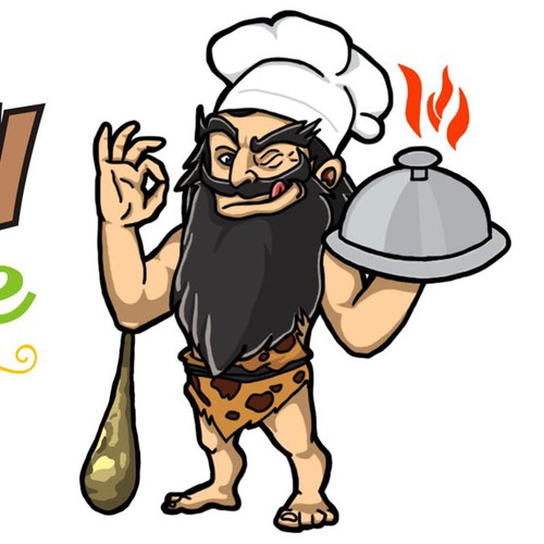 New logo wanted for Caveman Cuisine