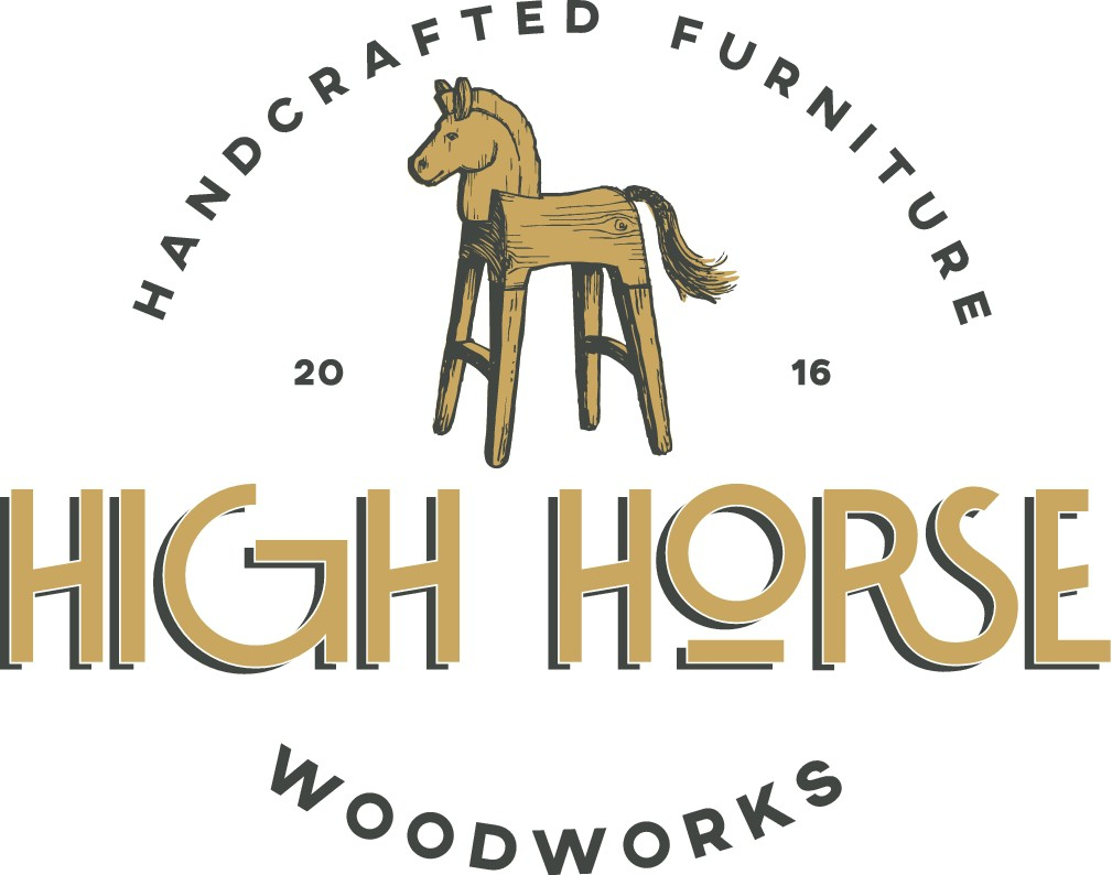 Create a strong, timeless logo for handmade furniture shop.