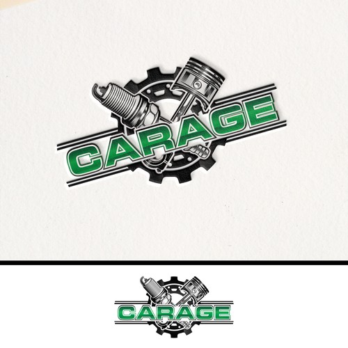 car workshop needs uniqe - Logo