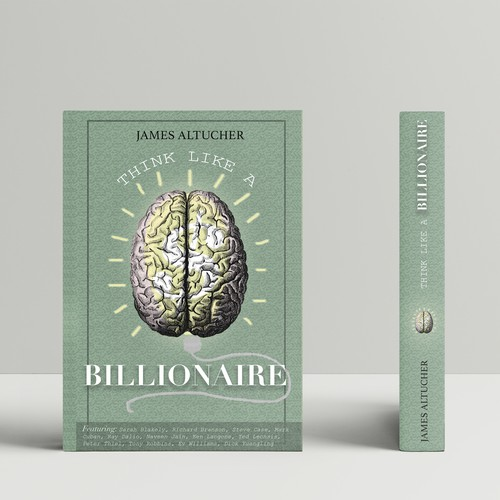 Not Your Average 'Business' Book Cover
