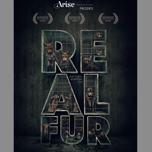 Documentary poster design