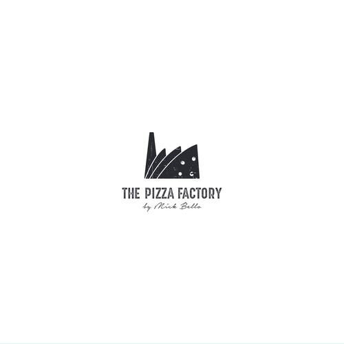 Logo concept for a pizza restaurant in Sydney.