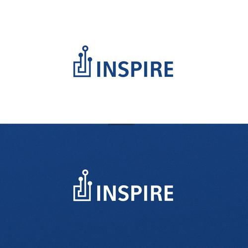 Innovation project logo design