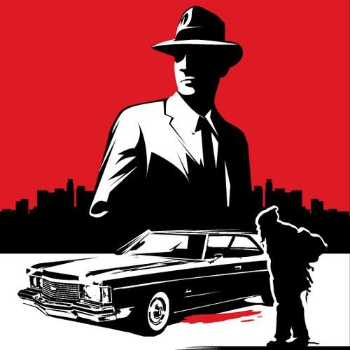 Design a Book Cover for a Homeless Detective Novel!