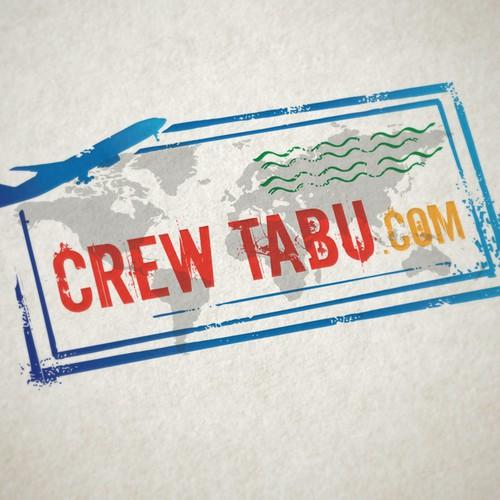 - CREWTABU - needs premium logo (aviation digital magazine/blog/youtube channel)