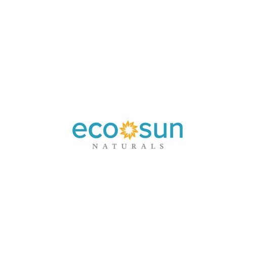 Feminine logo for eco sanitary range
