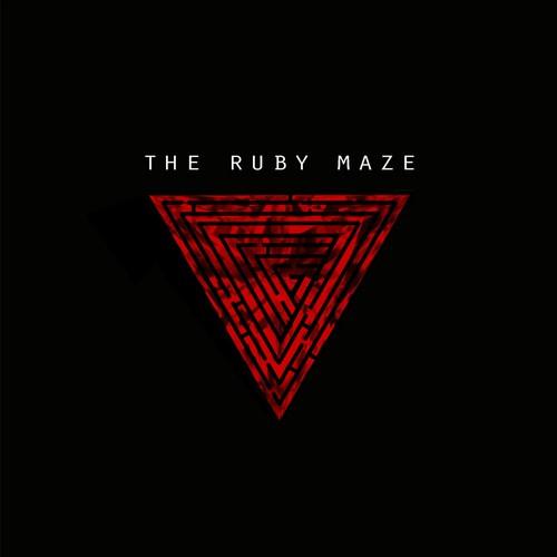 Album Cover  - The Ruby Maze