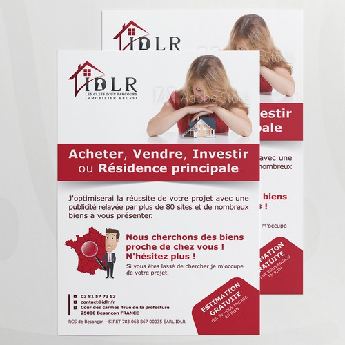 Flyer design for IDLR