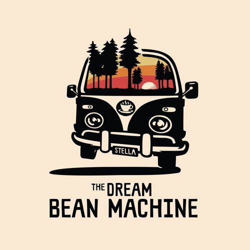 Logo The Dream Bean Machine