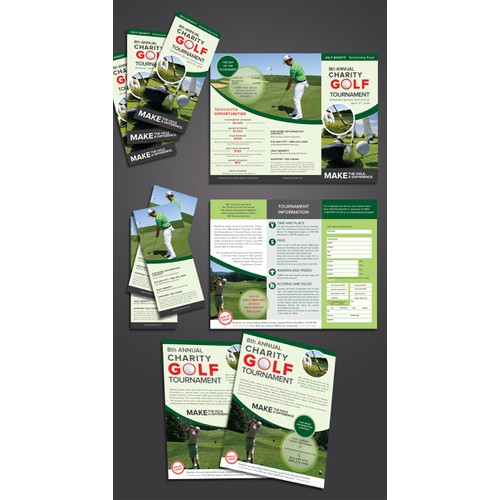 Brochure and Flyer