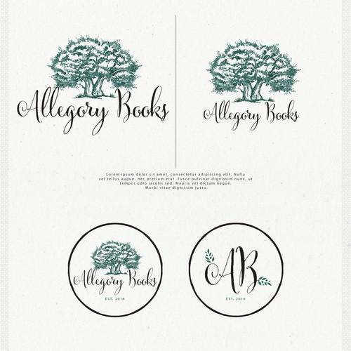 Logo Design for Allegory Books