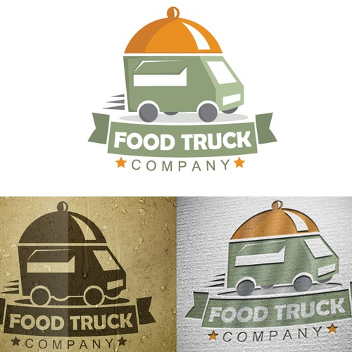 logo for the food truck company