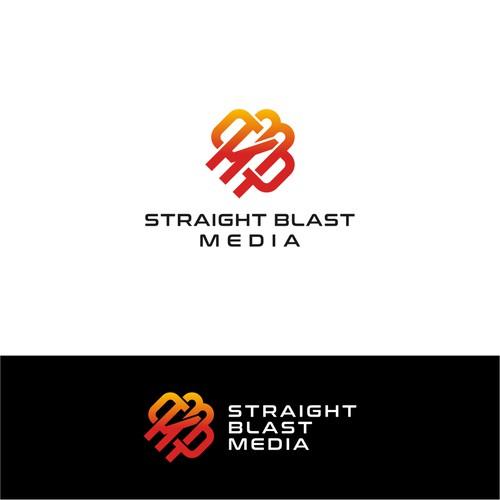 Logo for Straight Blast Media