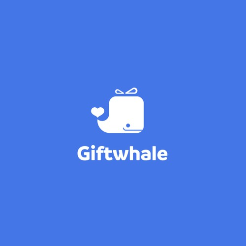 Whale gift