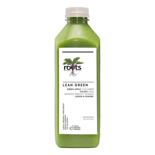 Clean Label Design for Fresh Juice