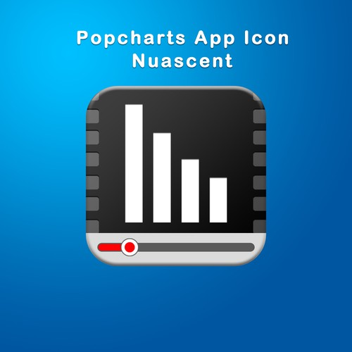 Popcharts is Looking for a Beautiful App Icon