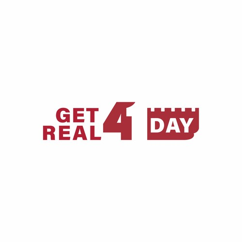 get real for one day