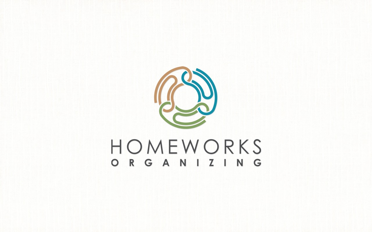 Help HomeWorks Organizing with a new logo