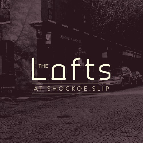 logo for The Lofts at Shockoe Slip