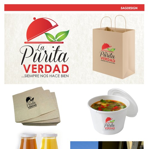 Help La Purita Verdad with a new logo