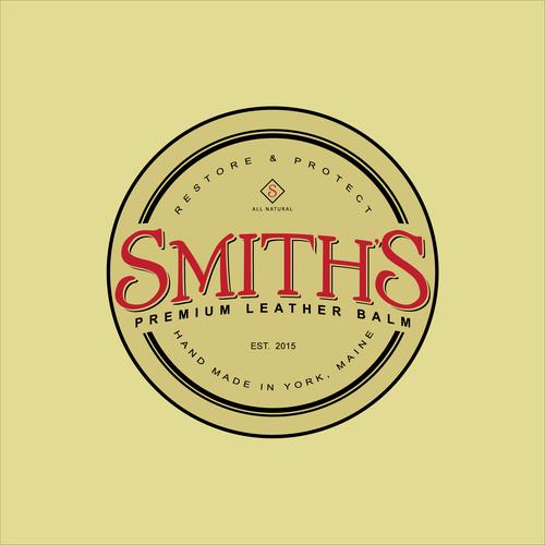 Smith's Premium Leather Balm