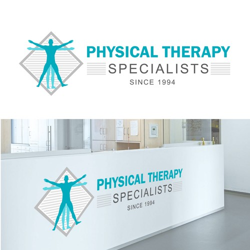 21 Year Old Physical Therapy Practice Logo Revamp