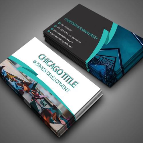 Business Card Design option B