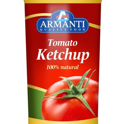 Armanti Ketchup