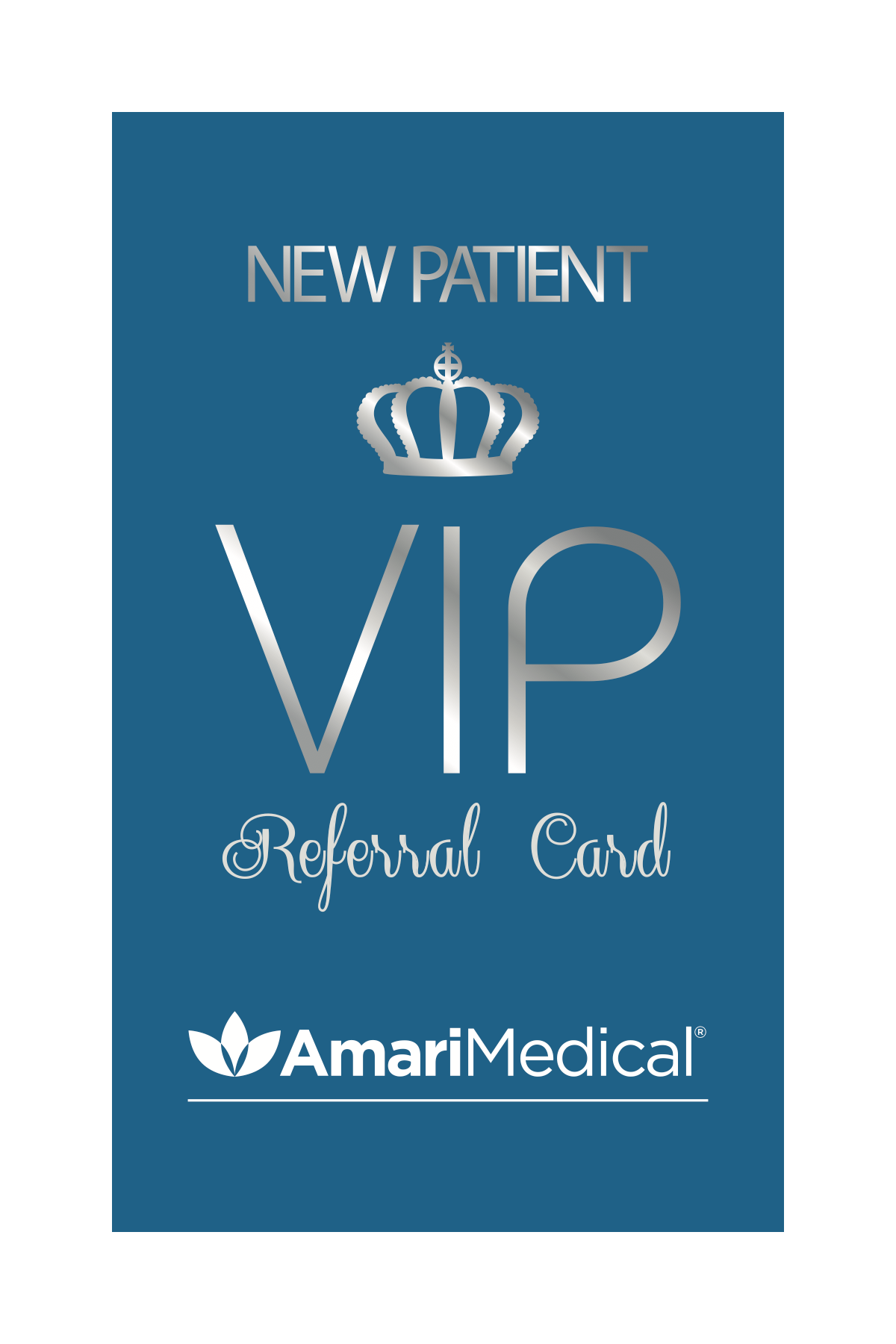 Replicate Loyalty and Referral Cards