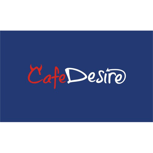 Cafe Desire 2.0 logo competition