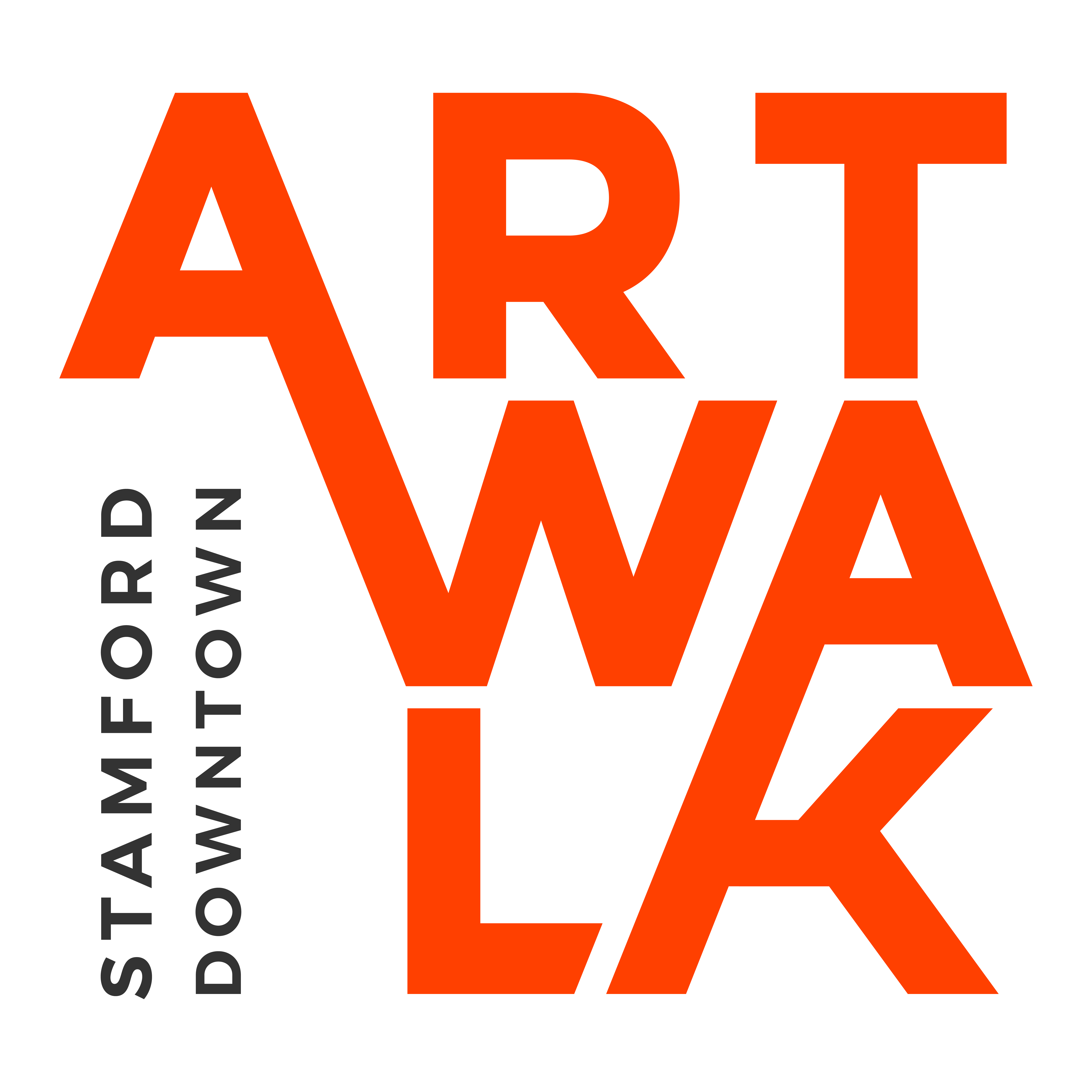 Logo for annual Art Event