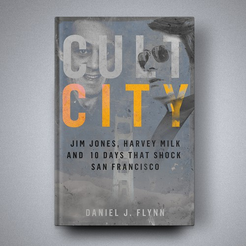 Book cover for Cult City