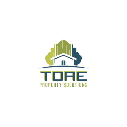 Design an easily identifiable logo for TORE Property Solutions