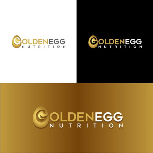 Golden egg nutrition.