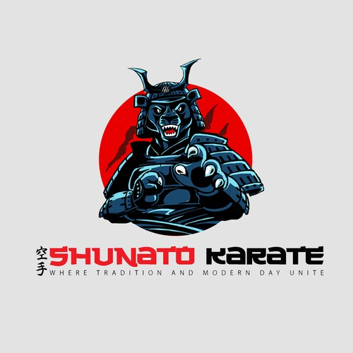 Logo for our adult martial arts program