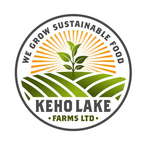 logo keho lake farms