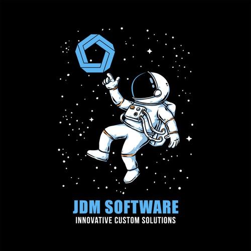 JDM Astronaut