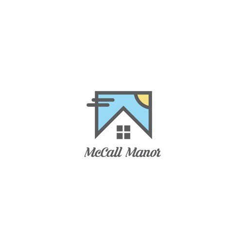 McCall Manor logo