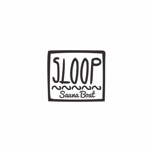 logo for sauna boat