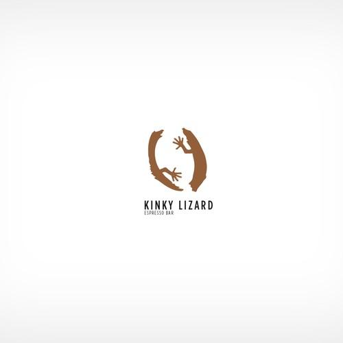 The Kinky lizard can be kinky.... or not...