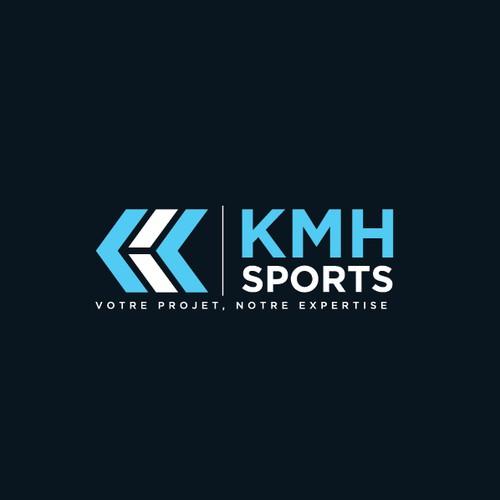 créer un identité qui inspire la confiance et l'expérience à KMH Sports