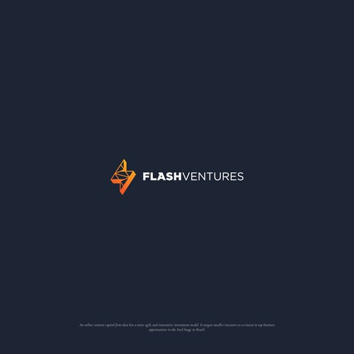Modern Logo for FLASH VENTURES